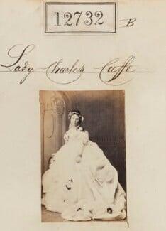 Pauline (née Villiers-Stuart), Lady Wheeler-Cuffe, by Camille Silvy - NPG Ax62375