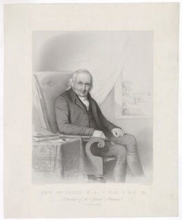 William Kirby, by Thomas Herbert Maguire, printed by  M & N Hanhart, after  F.H. Bischoff - NPG D36889