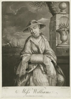 Miss Williams, by Richard Brookshaw, sold by  Ryland and Bryer, after  Robert Pyle - NPG D37087