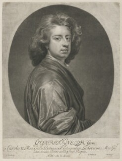 Sir Godfrey Kneller, Bt, by Isaac Beckett, published by  John Smith, after  Sir Godfrey Kneller, Bt, 1685-1688 (1685) - NPG D36898 - © National Portrait Gallery, London