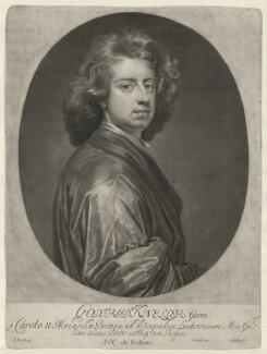 Sir Godfrey Kneller, Bt, by Isaac Beckett, published by  John Smith, after  Sir Godfrey Kneller, Bt, 1685-1688 (1685) - NPG D36899 - © National Portrait Gallery, London