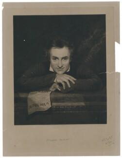 Edward Knight, by Henry Edward Dawe, after  John Prescott Knight - NPG D36906