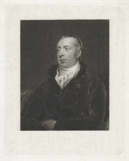 Richard Payne Knight, by James Bromley, after  Sir Thomas Lawrence, (1805) - NPG D37103 - © National Portrait Gallery, London