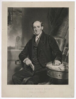 William Bruce Knight, by Henry Cousins, after  Sir Martin Archer Shee - NPG D37107
