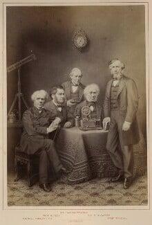 'Scientists', published by Hughes & Edmonds, published 1876 - NPG Ax132901 - © National Portrait Gallery, London