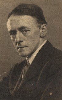 Sir Arnold Bax, by Elliott & Fry, 1926 - NPG  - © National Portrait Gallery, London
