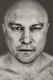 Brian Moore, by Paul Stuart - NPG x133141