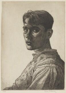 Edgar Holloway, by Edgar Holloway, 1932 - NPG 6893 - © estate of Edgar Holloway / National Portrait Gallery, London