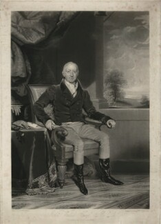John Willis, by William Say, after  Richard Evans - NPG D37096