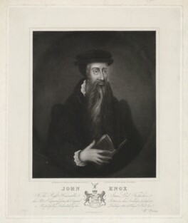 John Knox, by William Penny, after  Adrian Vanson (van Son) - NPG D37117