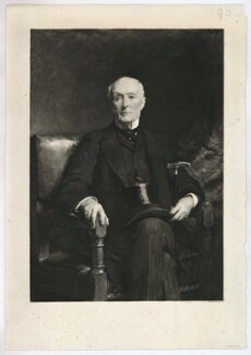 Henry Thurstan Holland, 1st Viscount Knutsford, by The Autotype Company, after  Sir Arthur Stockdale Cope - NPG D37121