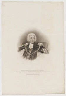 John Fisher, by Edward Scriven, published by  T. Cadell & W. Davies, after  Moses Haughton the Younger, after  James Northcote, published 1 November 1810 - NPG D36932 - © National Portrait Gallery, London