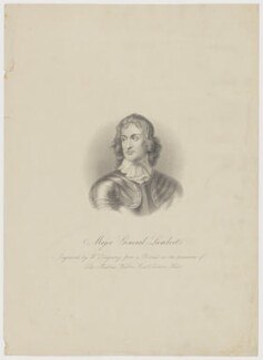 John Lambert, by W. Ridgeway, after  Robert Walker - NPG D37140