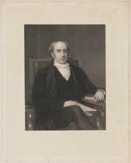 Thomas Sambrooke, by Francis Holl, after  Eden Upton Eddis - NPG D37144