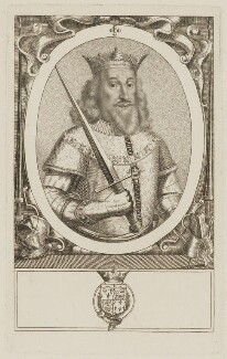 John of Gaunt, by George Yate - NPG D37148