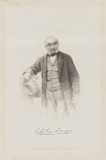 Francis William Fitzhardinge Berkeley, 2nd Baron Fitzhardinge, by Joseph Brown, published by  A.H. Baily & Co - NPG D36945