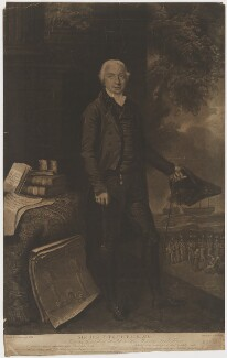 Sir Jeremiah Fitzpatrick, by William Barnard, after  Samuel Drummond - NPG D36947