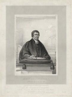 Matthew Wilks, by and published by Richard Woodman - NPG D37536