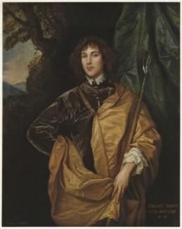 Philip Wharton, 4th Baron Wharton, published by The Medici Society Ltd, after  Sir Anthony van Dyck - NPG D37538