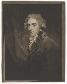 John Henry Petty, 2nd Marquess of Lansdowne, after Unknown artist, late 18th century - NPG D37171 - © National Portrait Gallery, London