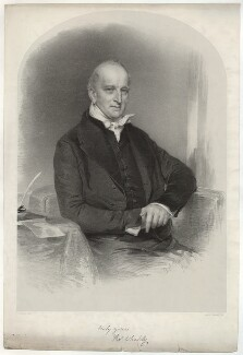 Thomas Whately, by James Henry Lynch, printed by  M & N Hanhart, after  Thomas Richmond - NPG D37549