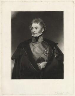 Sir Henry Wheatley, by Ferdinand Jean de la Ferté Joubert, after  Henry William Pickersgill - NPG D37551