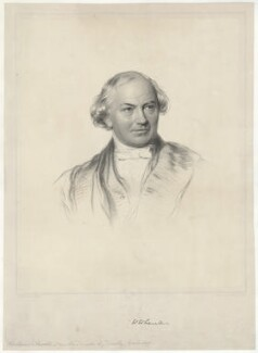William Whewell, by William Holl Jr, after  Anthony de Solomé - NPG D37554