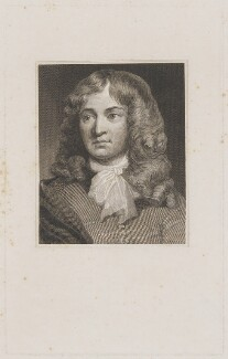 Thomas Flatman, by William Camden Edwards, possibly after  Sir Peter Lely - NPG D36964