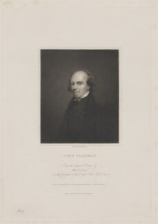 John Flaxman, by Richard Woodman, published by  Charles Knight, after  John Jackson, published 1833 - NPG D36968 - © National Portrait Gallery, London