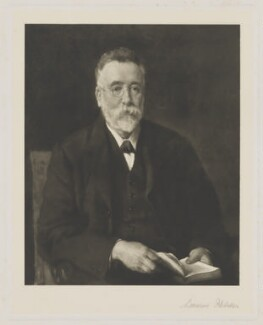 Sir Lazarus Fletcher, after Sir Gerald Kelly - NPG D36985