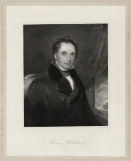 Thomas Whitehead, by J. Whitehead, after  William Fowler - NPG D37571