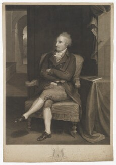 David Marlay La Touche, by James Fittler - NPG D37183