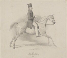Arthur Wellesley, 1st Duke of Wellington, published by Joseph Dickinson - NPG D37580