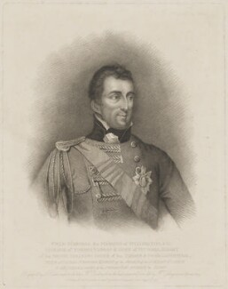 Arthur Wellesley, 1st Duke of Wellington, by A. Easto, published by  Josiah Boydell, after  Lawrence Gahagan - NPG D37588