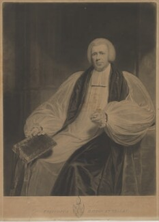 George Henry Law, by Henry Meyer, published by  H.W. Ball, after  Sir William Beechey - NPG D37201