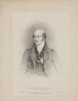 Sir Thomas Lawrence, printed by Charles Joseph Hullmandel, published by  Joseph Dickinson, after  Sir William Charles Ross, published 1 February 1830 - NPG D37215 - © National Portrait Gallery, London