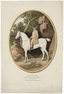 Josiah Wedgwood, after George Stubbs - NPG D37631