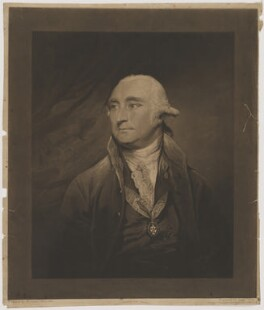 Sir William Forbes, 6th Bt, by James Ward, after  Sir Joshua Reynolds - NPG D37724