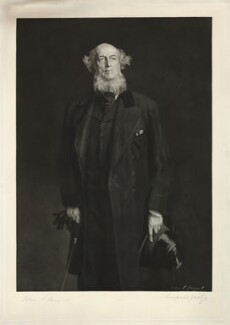 Francis Wemyss-Charteris-Douglas, 10th Earl of Wemyss, by Leopold Goetze, after  John Singer Sargent - NPG D37644