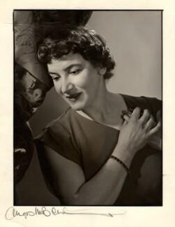 Myra Verney, by Angus McBean - NPG x39403