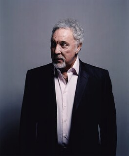 Tom Jones, by Spencer Murphy - NPG x133180