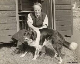 Henry Moore, by Ida Kar - NPG x88728