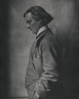 Gordon Craig, by E.O. Hoppé - NPG x132913