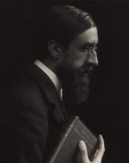 Lytton Strachey, by E.O. Hoppé - NPG x132918