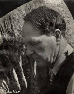 Henry Moore, by Ida Kar - NPG x88730