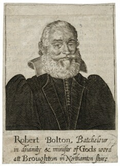 Robert Bolton, after John Payne - NPG D37664
