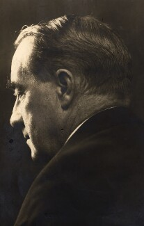 Stanley Baldwin, 1st Earl Baldwin, by George Charles Beresford, 28 October 1930 - NPG x175 - © National Portrait Gallery, London