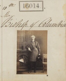 George Hills, by Camille Silvy - NPG Ax63942