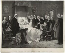 John Wesley ('The death of the Revrd John Wesley A.M.'), published by Selig Lipschitz - NPG D37686