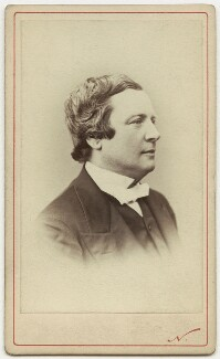 Possibly François Germain Leopold Tabar, by Nadar - NPG x4987